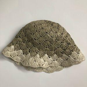 Simply Vera Vera Wang Woven Bucket Hat